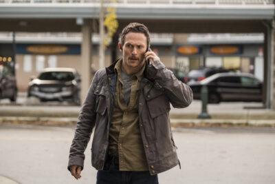 Debris S1x02 Bryan calls his boss
