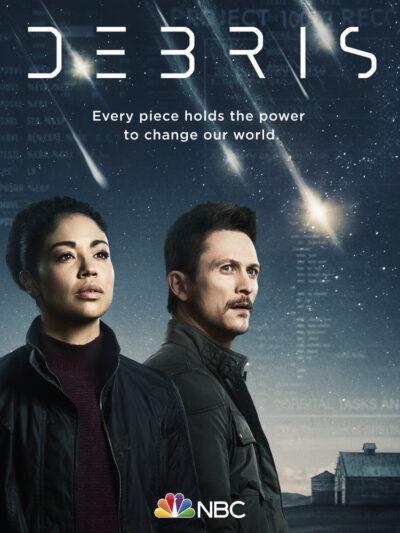 Debris Poster - Click to visit Debris at NBC