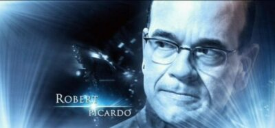 Robert Picardo - Mr Woolsey in Stargate Atlantis - banner