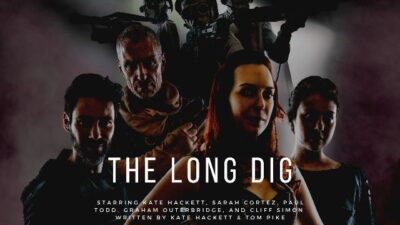The Long Dig banner