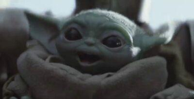 The Mandalorian - Baby Yoda Grogu