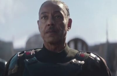 The Mandalorian - Giancarlo Esposito as the evil Moff Gideon