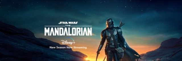 The Mandolorian banner - Click to follow on Twitter