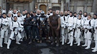The Mandolorian cast