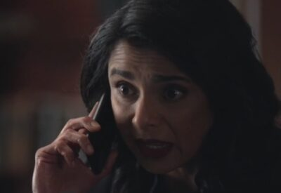 Debris S1x08 Priya tells Finola what the plan is
