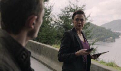 Debris S1x09 Aliyah O'Brien as Grace