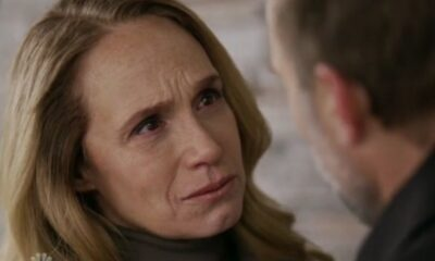 Debris S1x09 We learn that Julia Maddox feels guilt for an automobile accident that crippled their son