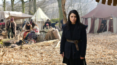 Van Helsing S5x02 Jack continues her fight against The Dark One