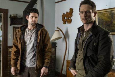 Debris S1x07 Bryan and Finola find Liam's brother Luke