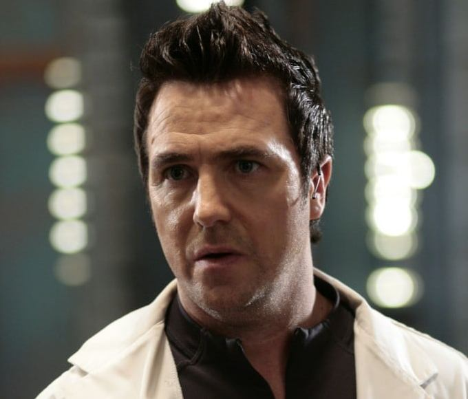 Paul McGillion Stargate Shout Out Through The Firefly Lane Wormhole!