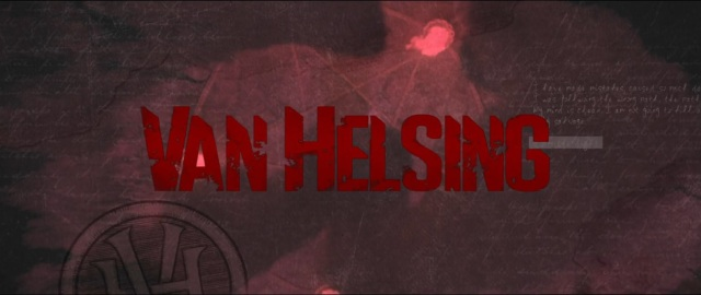 Van Helsing season five series banner 2021