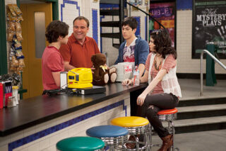 Click to visit the home of Wizards of Waverly Place at the official DisneyPlus website