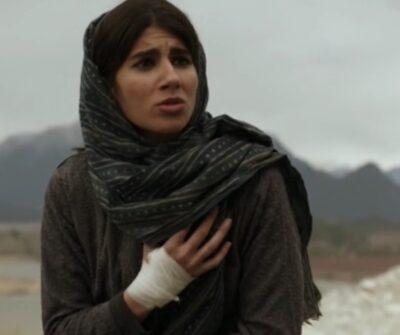 Debris S1x11 Asalah portrayed by Zarina Sterling
