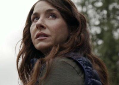 Debris S1x11 Erin Karpluk as Mariel Caldwell
