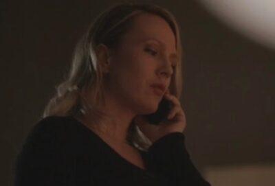 Debris S1x12 Irina calls Maddox to inform him the alien object is in Virginia