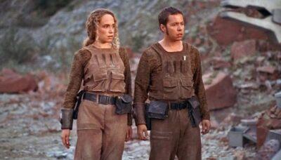 Stargate SG-1 S3x19 Jennifer Copping as Mallin