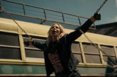 Van Helsing S5x06 Nina uses herself as bait