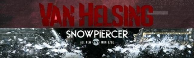 Van Helsing Snow Piercer series banner 2021