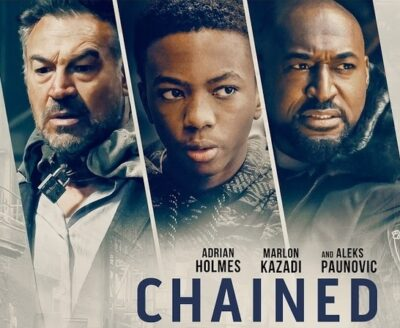 Chained keyart poster