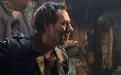 Jonthan Walker as Big John in Snowpiercer