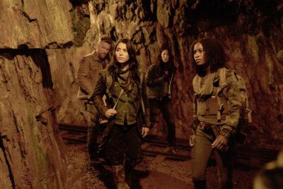 Van Helsing S5x08 Our heroes are in Deep Trouble