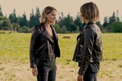Van Helsing S5x09 Vanessa confronts her dark side