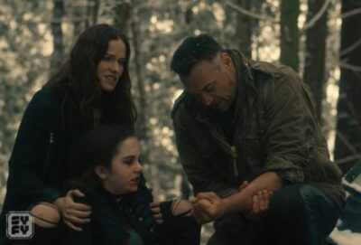 Van Helsing S2x03 If Dylan does not get fresh blood she will die