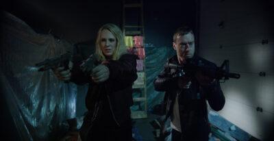 American Danger - Velvet and Dean fight for survival