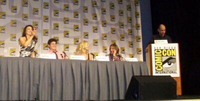 SDCC 2010 Stargate Universe Panel