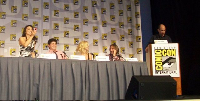 Stargate Universe Panel at SDCC 2010!