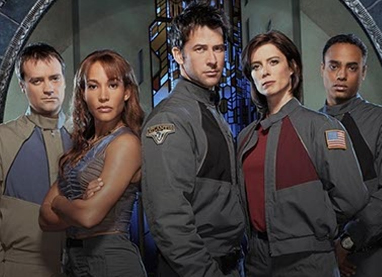 What's New With Stargate? Happy 24th Birthday SG-1 and Atlantis Comic-Con at Home 2021!