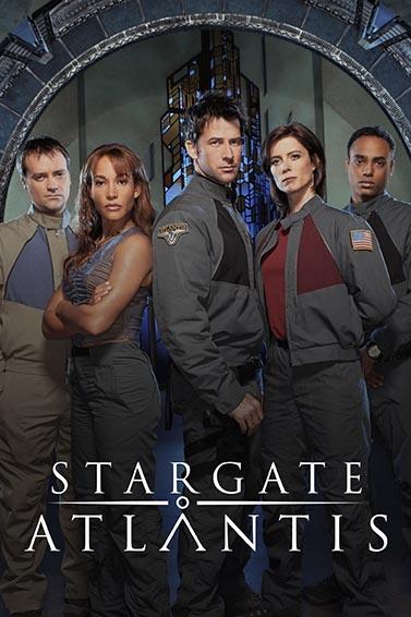 Stargate Atlantis Main Cast