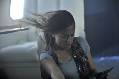 Agents of SHIELD S1x02 Daisy gets ready to rumble