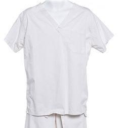 Stargate Atlantis worn medical Dr Zelenka suit screen worn by David Nykl