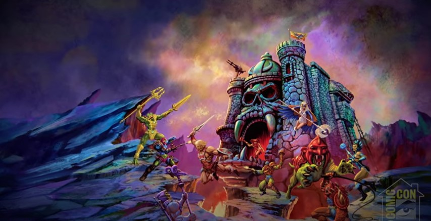 Comic-Con at Home Masters of the Universe: Revelation – From Here To Eternia!