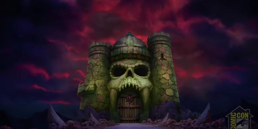 Grayskull-Masters of the Universe: Revelation