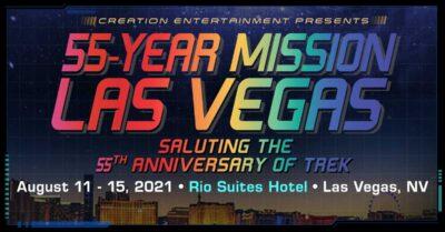 Star Trek Las Vegas 2021 banner