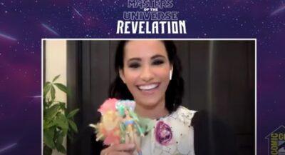 Tiffany Smith. Masters of the Universe: Revelation