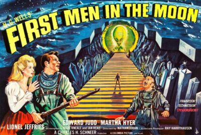 First Men in the Moon - Image courtesy Columbia Pictures