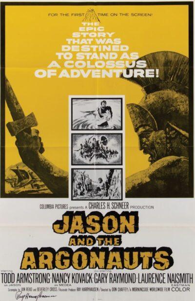 Jason and the Argonauts - Image courtesy Columbia Pictures