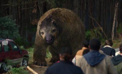La Brea S1x03 Giant ground sloth