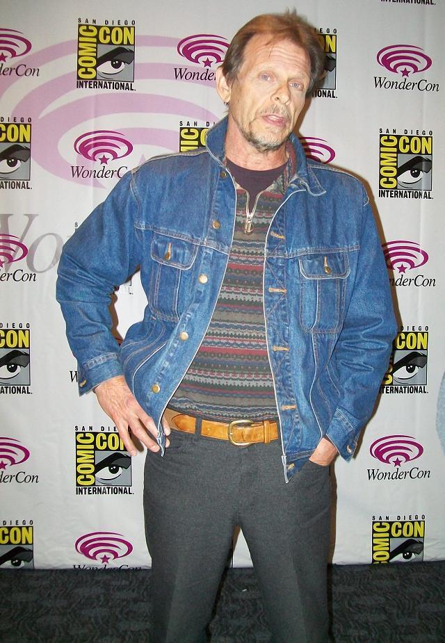 WonderCon 2011 V Series - Marc Singer aka Lars Tremont