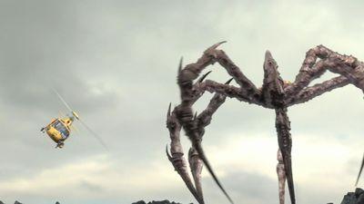 Sanctuary Kali part 3 - Bertha versus Magnus!