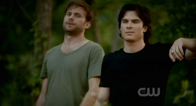 3x02 TVD Alaric and Damon - The Ultimate Bromance