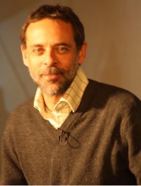 Alexander Siddig at SciFi Ball