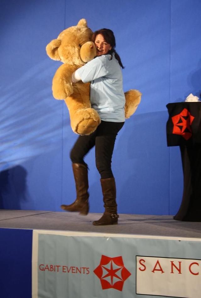 AT5 -Amanda HUGS items to support charity!