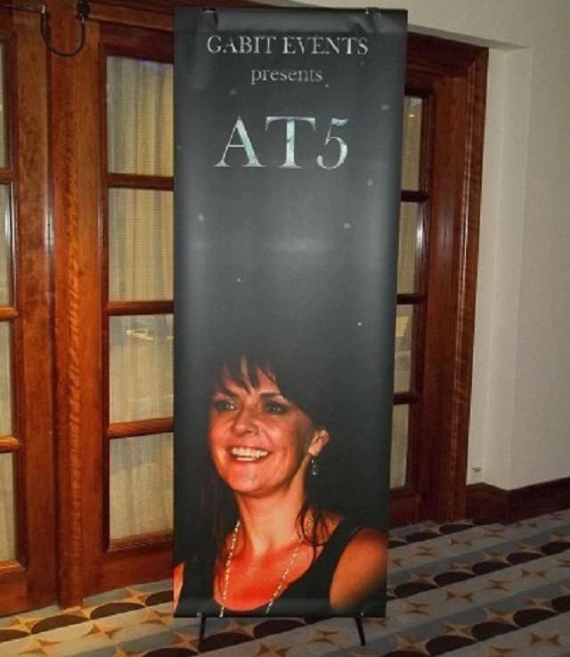 AT5 -Amanda Tappins wonderful smile!