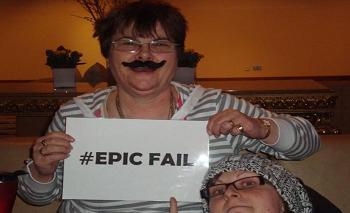 AT5 - Epic fail - Faux moustaches