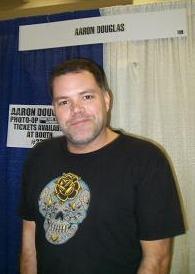 Aaron Douglas of Battlestar Galactica
