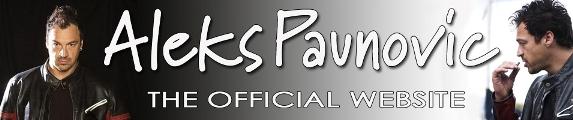 Click to visit Aleks Paunovic's website!